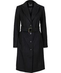 BODYFLIRT Manteau noir femme - bonprix