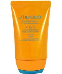 Shiseido Tanning Cream N SPF6 50ml Kosmetika na opalování W Voděodolný