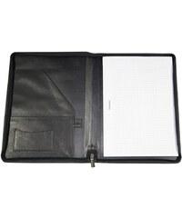 Alassio® Schreibmappe aus Leder A4, »Vallo«