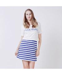 Lesara Nachthemd mit T-Shirt - S