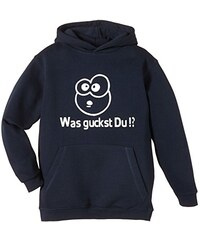 Touchlines Kinder Kapuzen Sweatshirt Was guckst Du!?