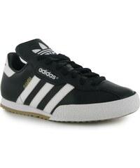 Halová obuv adidas Samba Super dět. černá/bílá