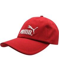 Puma logo pánské Cap Red/White