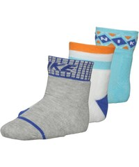 Nike Performance Sportsocken white/dark grey/blue