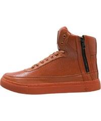 Criminal Damage PYTHON MID Sneaker high orange