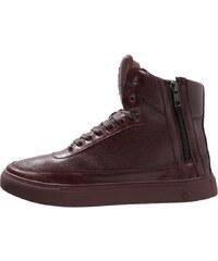 Criminal Damage PYTHON MID Sneaker high burgundy