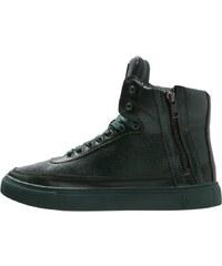 Criminal Damage PYTHON MID Sneaker high OLIVE