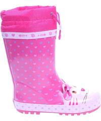 Gioseppo dívčí holinky Pattes pink