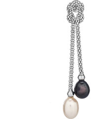 Buka Jewelry BUKA Perlové náušnice Node 320