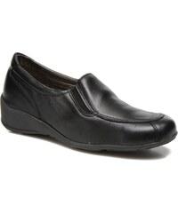 UMO Confort - Dany - Slipper für Damen / schwarz