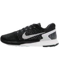 Nike Performance LUNARGLIDE 7 Laufschuh Stabilität black/summit white/anthracite
