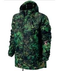 Pánská bunda Nike SB steele LT WT fern jacket pine green/black M