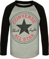 Converse Langarmshirt vintage grey heather/black