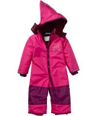 bpc bonprix collection Combinaison de ski bébé, T. 68-110 fuchsia manches longues enfant - bonprix