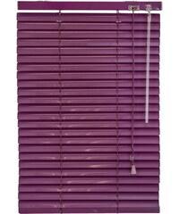 SUNLINES Aluminium-Jalousie im Festmaß (1 Stck.) lila 10 (H/B: 150/140 cm),11 (H/B: 150/160 cm),12 (H/B: 175/100 cm),13 (H/B: 175/120 cm),14 (H/B: 175/140 cm),15 (H/B: 175/180 cm),16 (H/B: 175/200 cm)