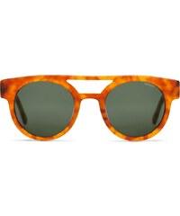 Sluneční brýle Komono Crafted Dreyfuss caramel demi