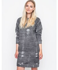 Šaty Cheap Monday Exhaust dress Grey Melange