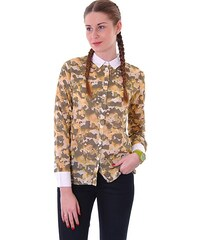 Košile Ucon Haley Shirt sahara sun