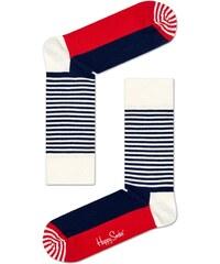 Ponožky Happy Socks Half Stripe Sock SH01-068