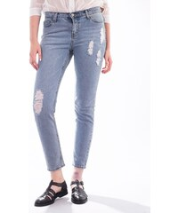 Kalhoty Cheap Monday Thrift Jean Totally destroyed