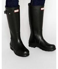 Hunter - Bottes de pluie hautes authentiques - Noir