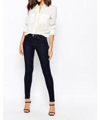 Warehouse - Power Hold - Skinny Jeans - Marineblau