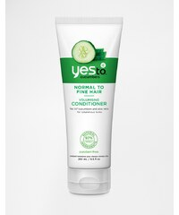 Yes To Cucumbers - Volumen-Conditioner 280 ml - Transparent