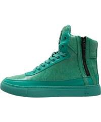 Criminal Damage PYTHON MID Sneaker high emerald