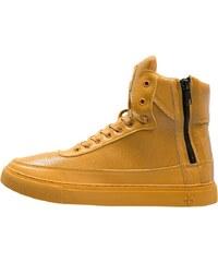 Criminal Damage PYTHON MID Sneaker high yellow