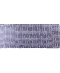 Luxusní hedvábný šátek INTRIGUE (1 ks skladem) námořnická modř Dopravné zdarma!