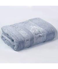Ladik, ABC Tekstil Bambusová osuška Bella světle modrá