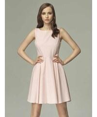 Misebla Dámské šaty, SU0008_powder pink