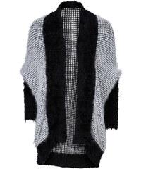 BODYFLIRT Oversized-Cardigan in schwarz für Damen von bonprix