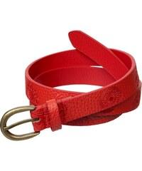 Dámský pásek Desigual Alexia červená 85