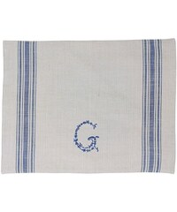Green Gate Látkové prostírání G blue 45x35