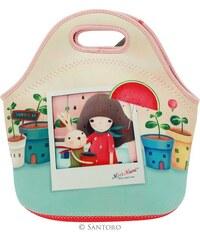 Santoro London - Neoprenová taška na jídlo - Kori Kumi - Melon Showers