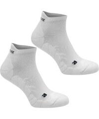 Ponožky Karrimor 2 Pack Running dět. bílá