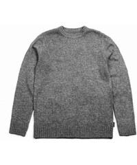 svetr BRIXTON - Gully Sweater Ash (0326)