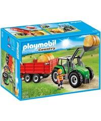 Playmobil® Großer Traktor mit Anhänger (6130), Country