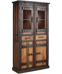 Premium collection by Home affaire Vitrine »Fortezza«, Höhe 190 cm