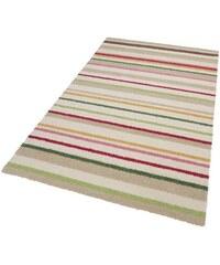 Esprit Home Kinder-Teppich Bunte Streifen handgetuftet natur 1 (B/L: 70/140 cm),2 (B/L: 90/160 cm),3 (B/L: 120/180 cm),31 (B/L: 140/200 cm),4 (B/L: 160/240 cm)