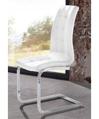 Baur Schwingstuhl (2er und 4er-Set) weiß