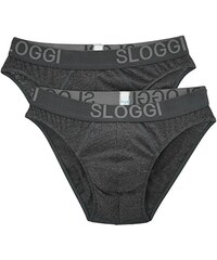 Sloggi Herren Slip Sloggi Men Avenue Mini C2p 2er Pack Slip