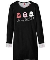 Lina Pink Mädchen Nachthemd Ef.ghost.lml