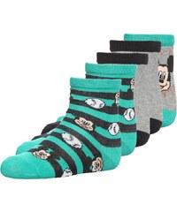 Name it 5 PACK Socken grey/green