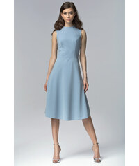 NIFE Dámské šaty Madam modré