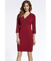 Šaty Enny 200070, červená - tmavě