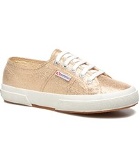 Superga - 2750 Lame W - Sneaker für Damen / gold/bronze