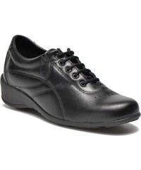 UMO Confort - Deco - Sneaker für Damen / schwarz