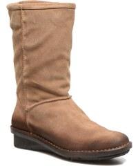 Khrio - Jacas - Stiefeletten & Boots für Damen / beige